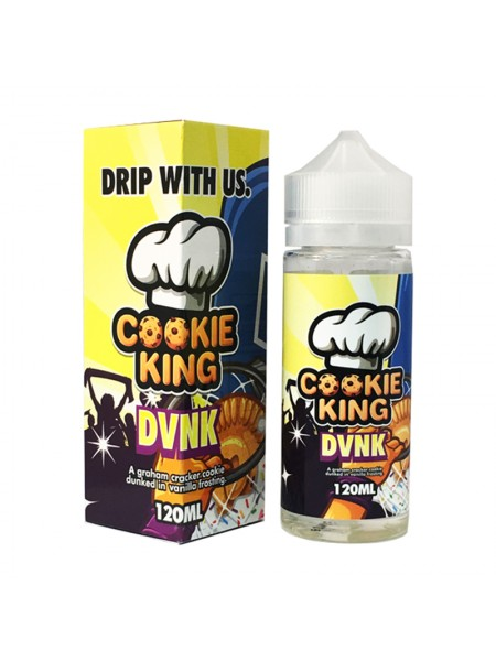 Dripmore Cookie King DVNK 120ml