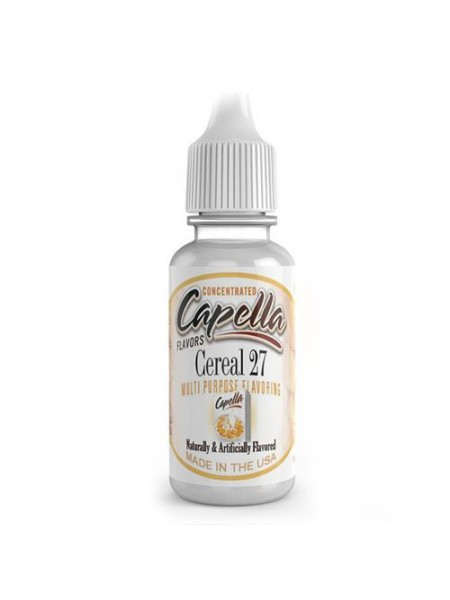 Capella Cereal 27 DIY