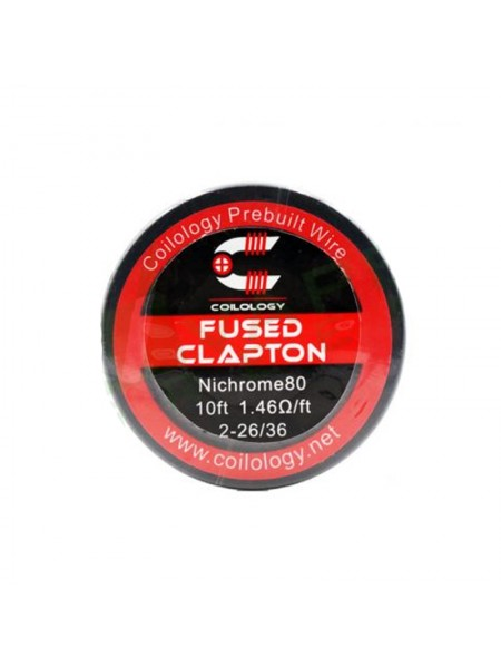 Coilology Fused Clapton Nichrome