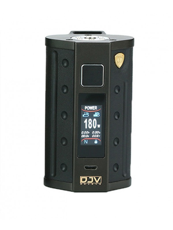 DejaVu DJV D7 180W TC Box Black