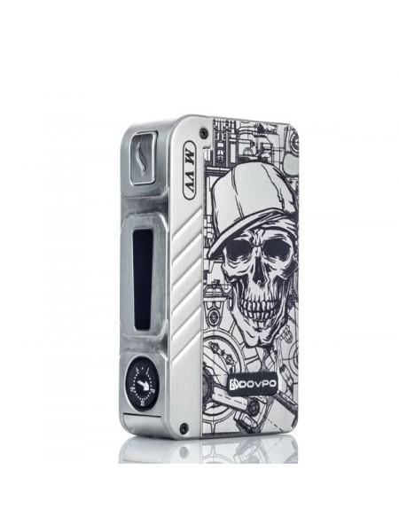 Dovpo Box Mod M VV 280W Skull Silver