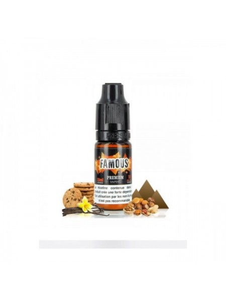 ELiquid France Famous 10ml