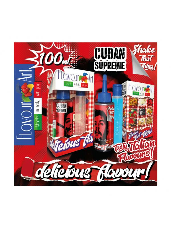 FlavourArt Cuban Supreme 100ml