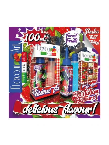 FlavourArt Forest Fruits 100ml