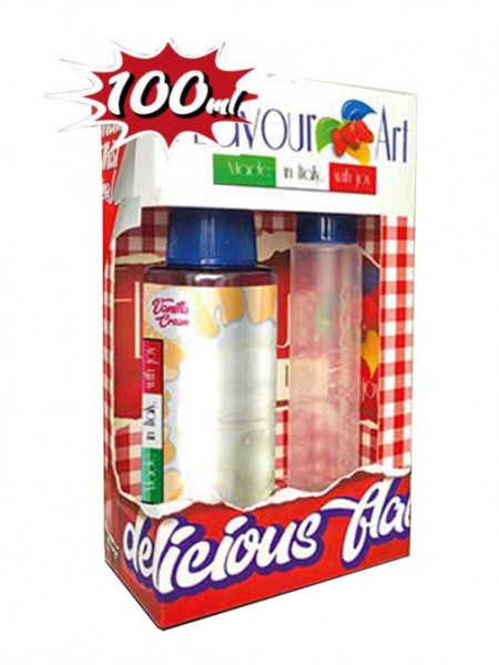 FlavourArt Vanilla Cream 100ml