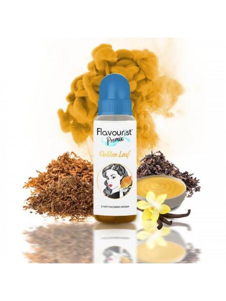 Flavourist Premix Golden Leaf 40ml