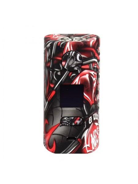 Hugo Vapor Rader ECO 200w Box Mod Red Skull