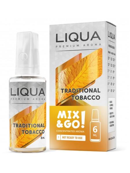 Liqua Traditional Tobacco 6ml