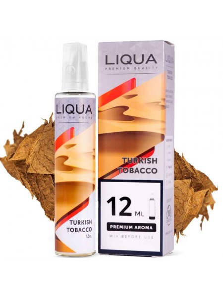 Liqua Mix & Go Turkish Tobacco 60ml