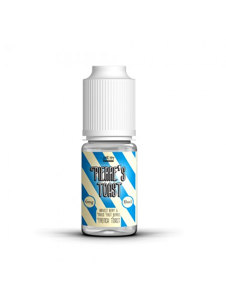 One Hit Wonder Pierre's Toast Mixed Fruit Berries 10ml