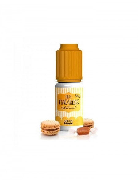 One Hit Wonder Mila's Macaron Salted Caramel 10ml