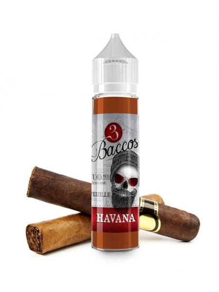 PGVG Labs 3 Baccos Havana 60ml