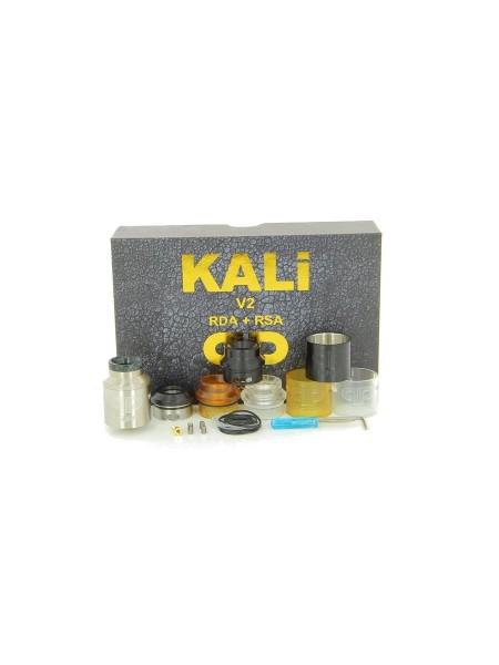 QP Designs Kali V2 RDA+RSA Master Kit