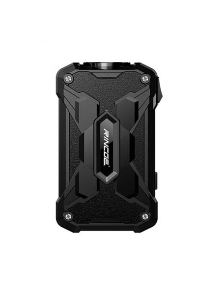 Rincoe Mechman 228W TC Mod Steel Wings Full Black