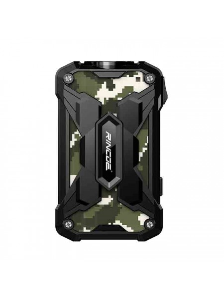 Rincoe Mechman 228W TC Mod Steel Wings Camo-Black