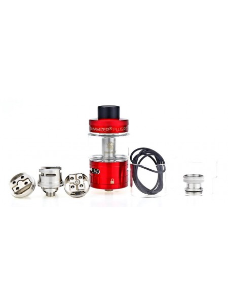 Steam Crave Aromamizer Special Limited 30mm Red