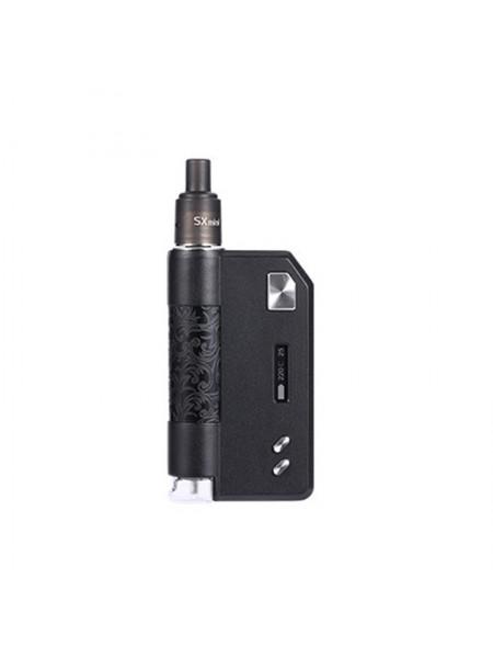 SXmini Yihi Auto Squonker Kit Carbon Black