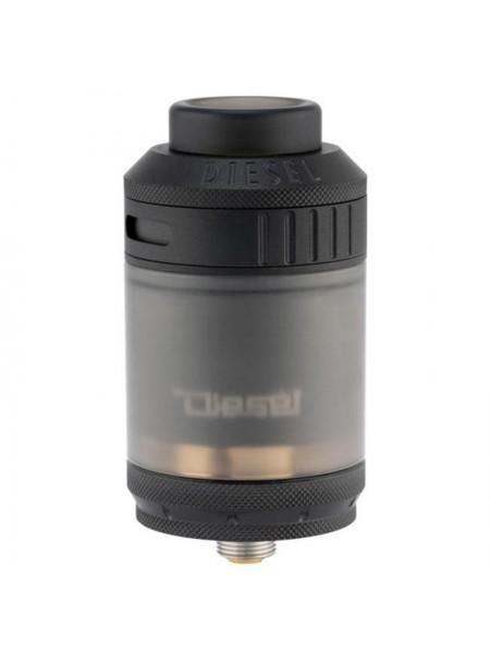 Timesvape Diesel RTA 25mm 2ml/5ml, Μαύρο