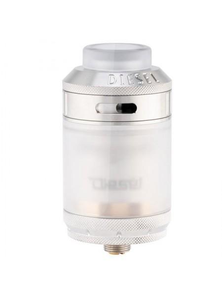 Timesvape Diesel RTA 25mm 2ml/5ml,  Ασημί