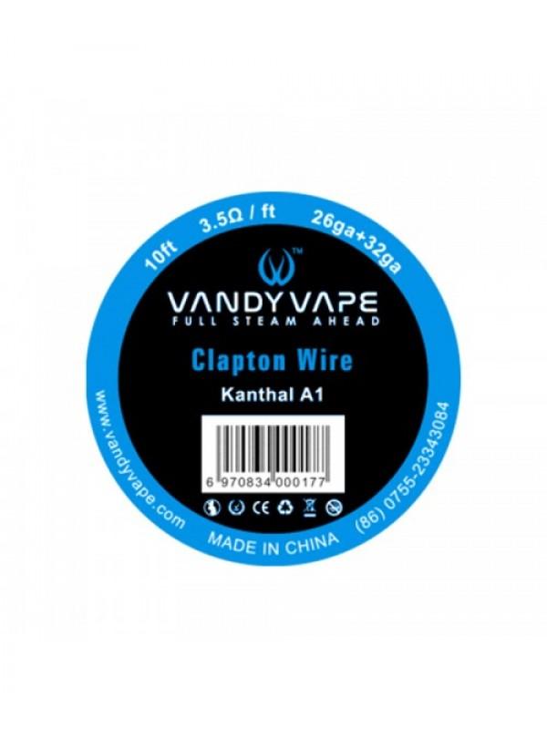 Vandy Vape Clapton Wire Kanthal A1