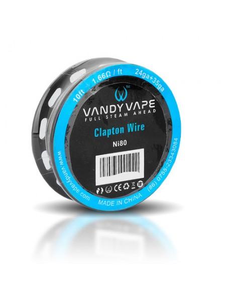 Vandy Vape Clapton Wire Ni80