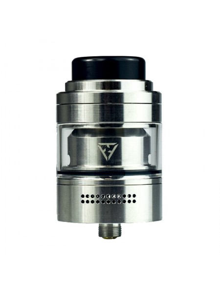Vaperz Cloud Trilogy RTA Stainless Steel