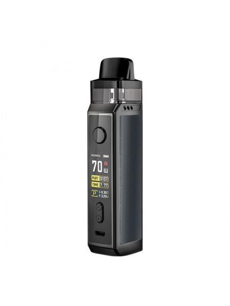 VooPoo Vinci X Mod Pod Kit 70W Space Gray