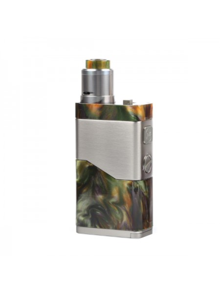 Wismec Luxotic NC 250W Kit Green Resin