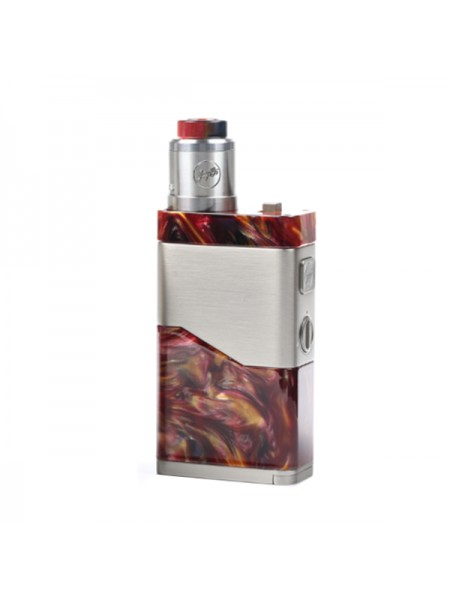 Wismec Luxotic NC 250W Kit Red Resin
