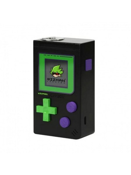 Wizman Puff Boy 200W Black