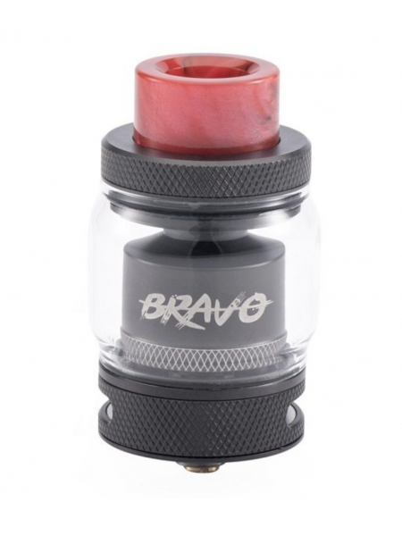 Wotofo Bravo RTA Black/Red